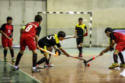 اولین دوره مسابقات هاکی نونهالان پسر در اراک