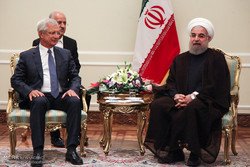 Bright future on Iran-France relations