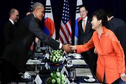 بررسی آزمایش هسته ای کره شمالی توسط «اوباما» و «گئون های»