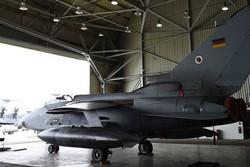 هواپیماهای آلمانی در پایگاه اینجرلیک ترکیه