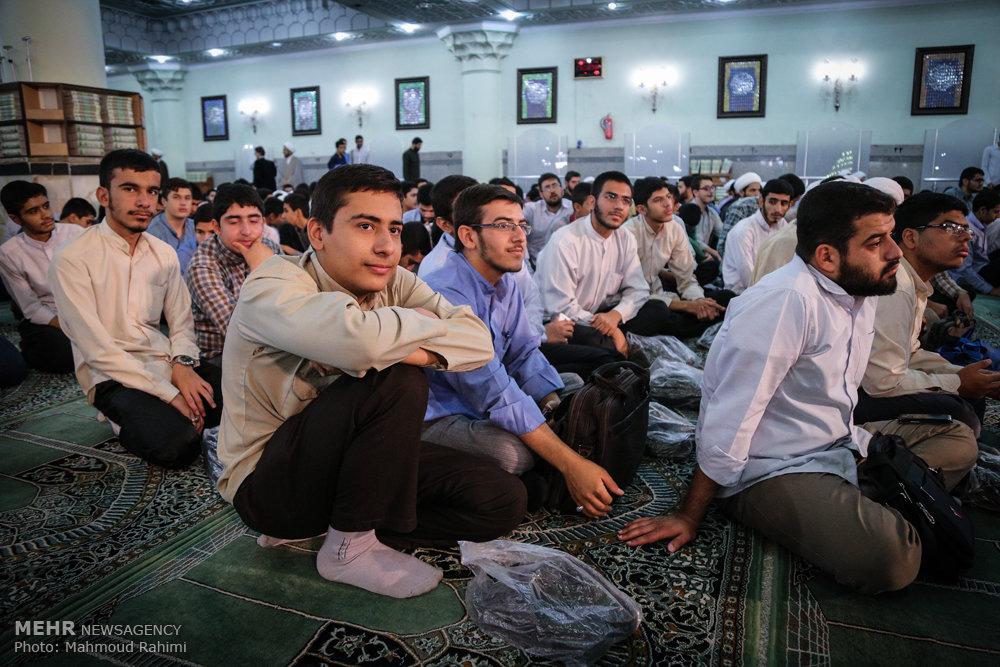 افتتاحیه سال تحصیلی حوزههای علمیه استان تهران