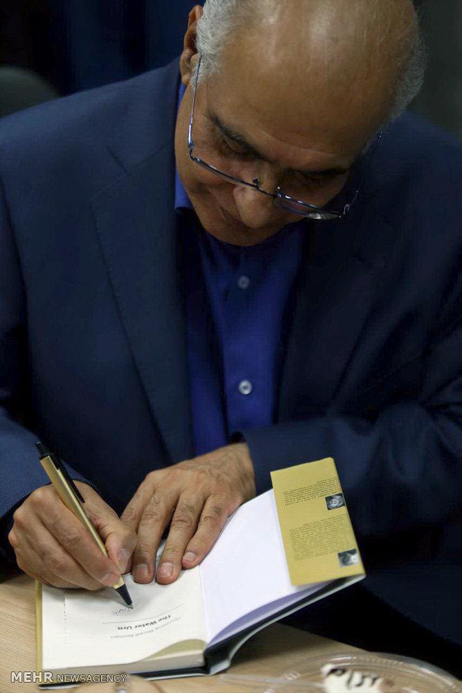 جشن تولد ۷۲ سالگی هوشنگ مرادی کرمانی