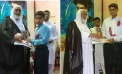 قاریان و حافظان قرآن کریم در کراچی تجلیل شدند