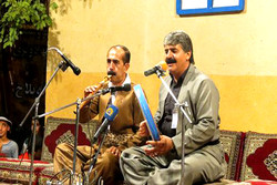 جشنواره موسیقی کردی