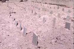 فیلم/کشف گور جمعی داعش در شهر فلوجه