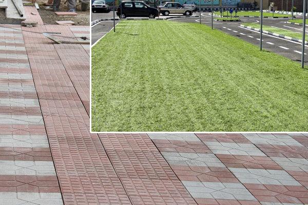 اجرای طرح بهسازی و مناسبسازی پارکها و بوستانهای شهر زنجان