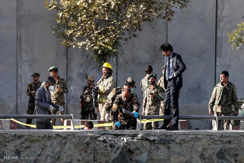 حملات مرگبار در کابل