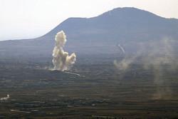 رژیم صهیونیستی مجددا به خاک سوریه تجاوز کرد