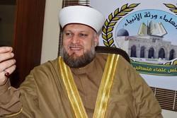 محمد صالح الموعد ، سخنگوی مجلس علمای فلسطین