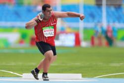 Iran's Pakbaz wins gold at World Para Athletics Championships