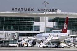 حمله تروریستی به فرودگاه آتاتورک ترکیه خنثی شد