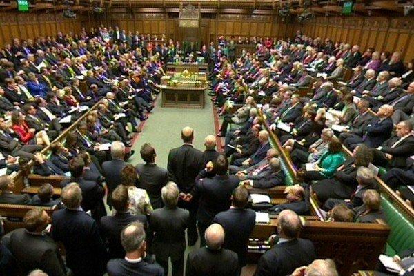 مجلس عوام انگلیس تشکیل جلسه داد