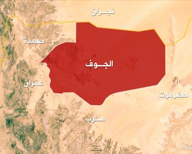 مصرع عشرات المرتزقة السعوديين بكسر زحفهم في الجوف