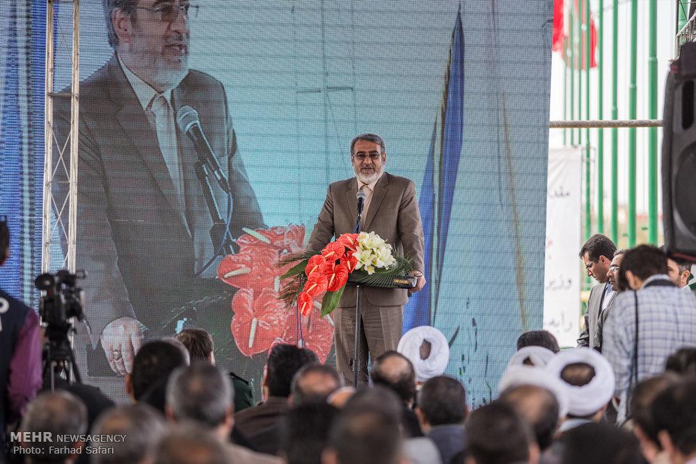 سفر وزیر کشور به استان قزوین