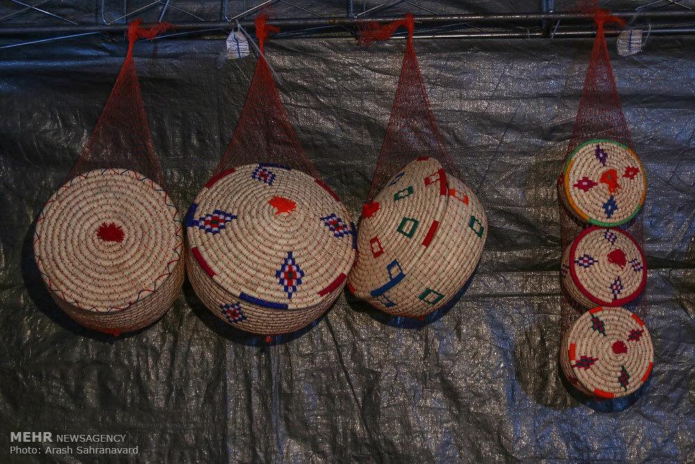 Craft, cuisine, souvenir festival in Delijan
