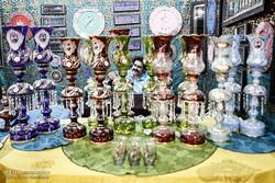 المعرض الثاني عشر للحرف والصناعات اليدوية في همدان