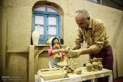 Hemedan'da El Sanatları Fuarı