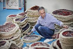 نمایشگاه صنایع دستی و هنرهای سنتی در  خوی برپا شد