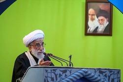 آیت الله احمد جنتی نماز جمعه تهران