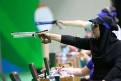 ساره جوانمردی - تیراندازی بازیهای پارالمپیک