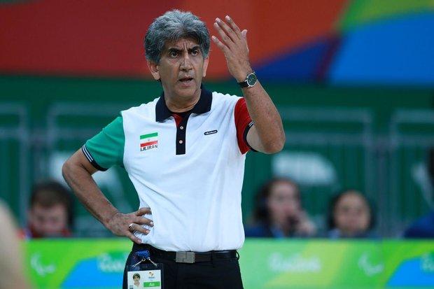 آقاکوچکی: تیم ملی بسکتبال با ویلچر از مهرماه وارد اردو میشود