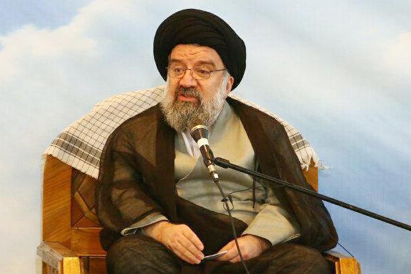 سخنرانی سید احمد خاتمی در بجنورد