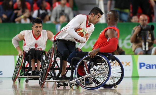 ايران تحرز فضية بطولة آسيا لكرة السلة بالكراسي المتحركة