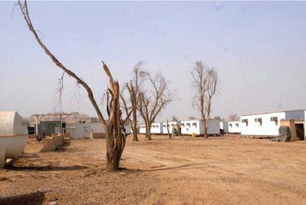 اخراج باقیمانده گروهک منافقین از اردوگاه لیبرتی عراق
