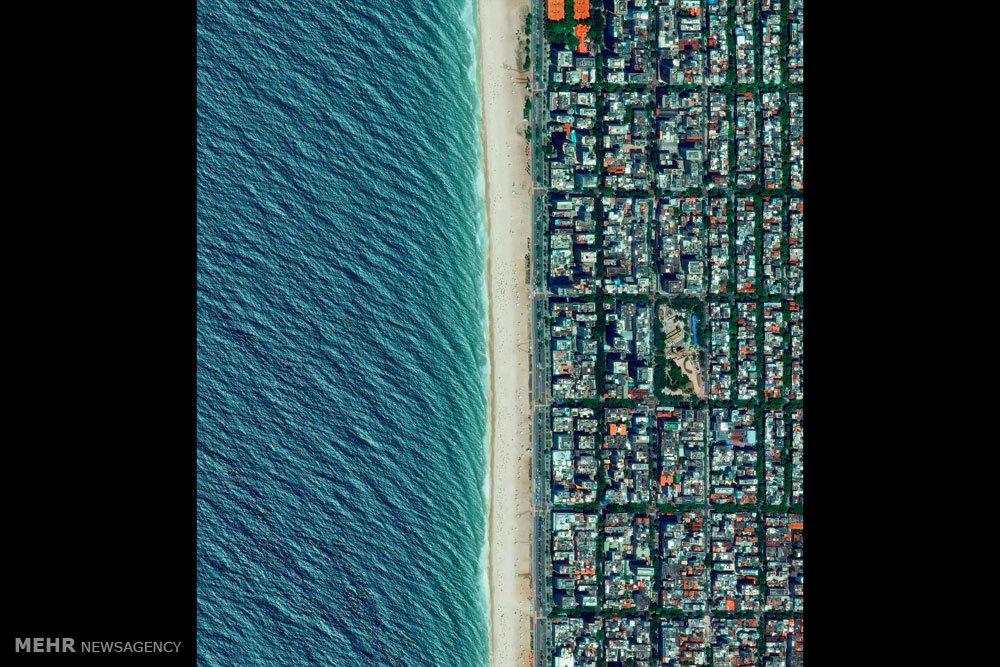 عکس های گرفته شده از فضا