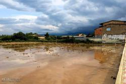خسارات سیل گلستان به روستاهای اطراف گرگان