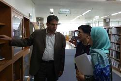اتاق ایران در کتابخانه ملی کره جنوبی گشایش یافت