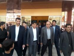 سفر استاندار کرمانشاه به جوانرود و بازدید از پروژه های عمرانی