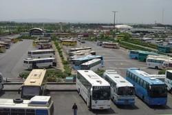 افزایش۱۰۰ درصدی ناوگان اتوبوس برای انتقال زائران