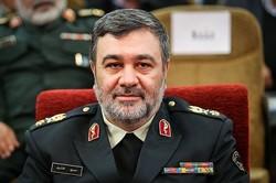 فرمانده نیروی انتظامی با آرمان های امام راحل تجدید میثاق کرد