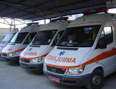 ۶ پایگاه اورژانس تا پایان سال جاری در هرمزگان راه اندازی می شود