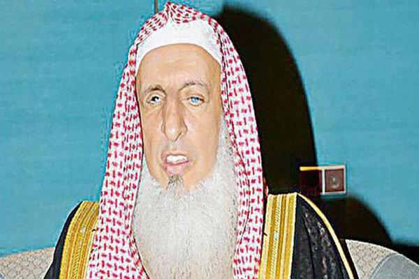 مفتي السعودية  يعتذر عن خطبة عرفة