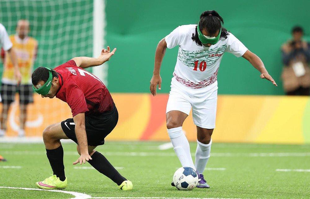 Iran defeat S. Korea at IBSA Blind Football Asian Championships