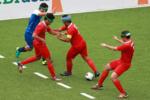 حریفان تیم فوتبال ۵ نفره ایران در مسابقات جهانی مشخص شدند