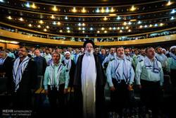 مراسم یادواره ۲۷۰ شهید نیروی انتظامی و شهدای مدافع حرم البرز