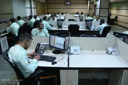 یزدیها ۳۲ هزار تماس تلفنی با ۱۱۰ برقرار کردند