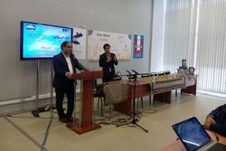 فعاليات يوم ايران في معرض موسكو للكتاب