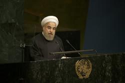 Rouhani UN