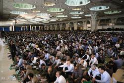 مراسم پر فیض دعای عرفه در مصلی تهران برگزار می شود