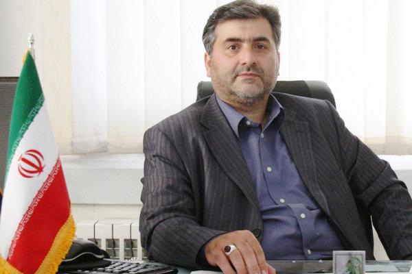 عباس اهرابی مدیرکل کمیته امداد خراسان شمالی