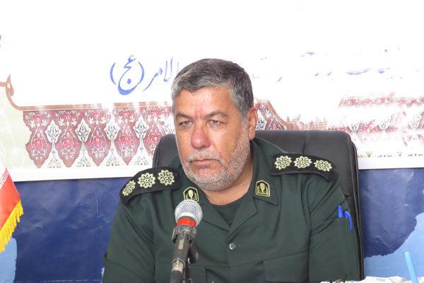 Image result for جانشین سپاه قزوین