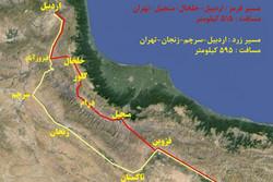خروج جنوب استان اردبیل از بنبست/افتتاح جاده کلور-درام در سال ۹۹