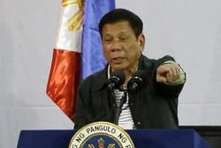 الرئيس الفلبيني يأمر المستشارين العسكريين الاميركيين بمغادرة جنوب البلاد