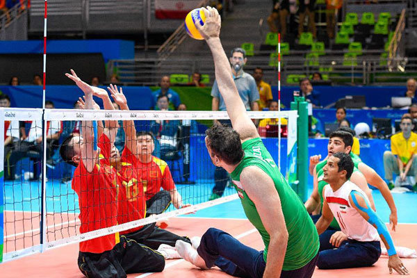 بوسنی مغلوب تیم ملی والیبال نشسته ایران شد