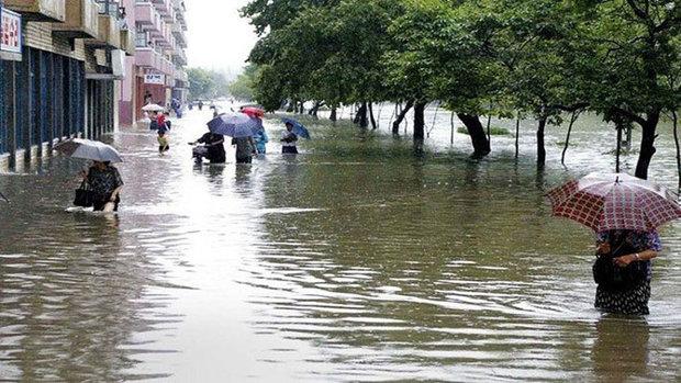 شمالی کوریا میں سیلاب سے 130 سے افراد ہلاک