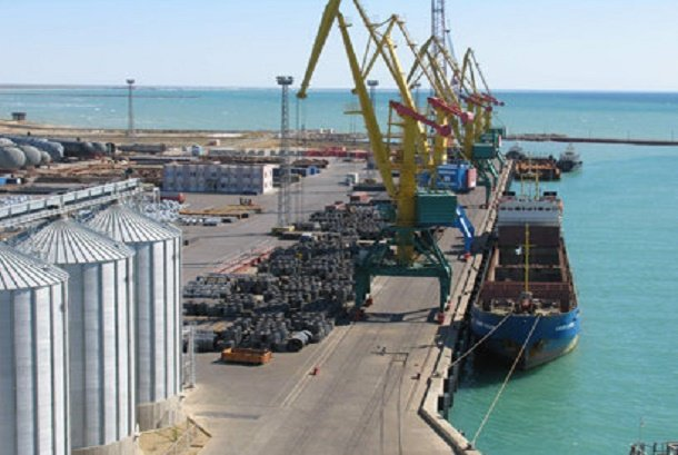 Iran, Kazakhstan establish new sea trade route